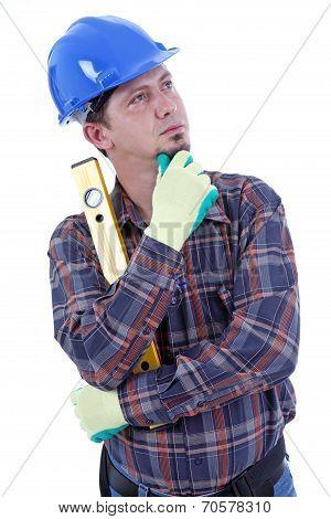 Carpenter Is Thinking