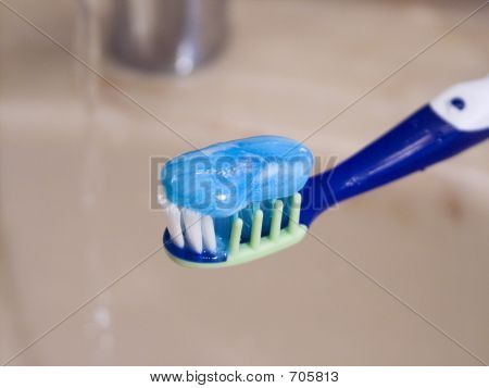 Blue Toothbrush 15