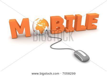 Browse Mobile - Orange