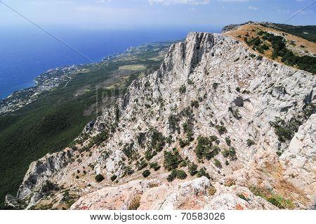 Ai-petri Mountains, Crimea