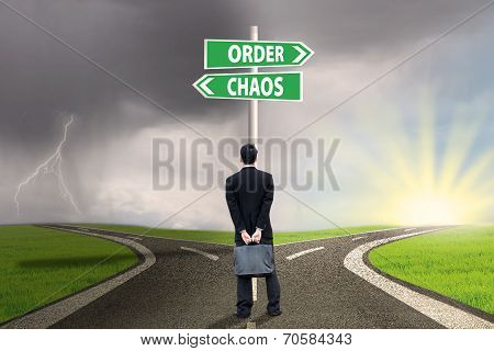 Choosing Order Or Chaos 2