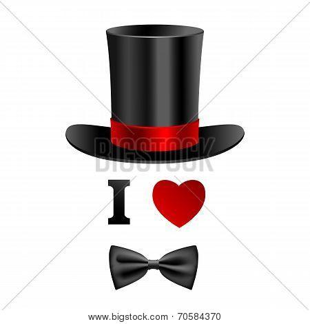 I love gentleman card.
