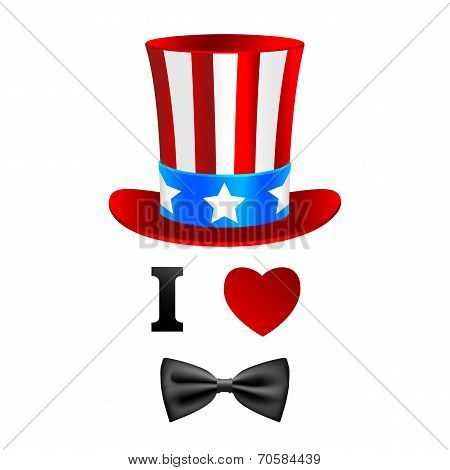 I love Uncle Sam card.