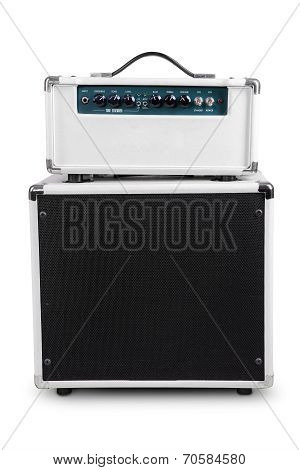 Electric Guitar Amplifier 1