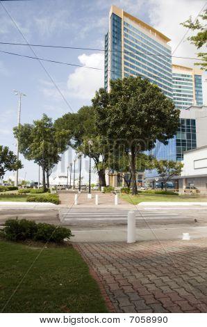 Independence Plaza Brian Lara Promenade Port Of Spain Trinidad