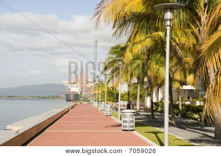 Waterfront Development Program Port Of Spain Trinida