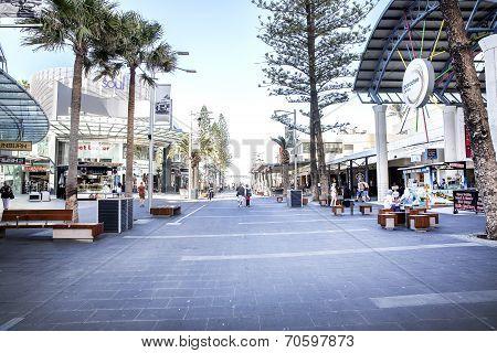 Gold Coast Surfers Paradise Cavill Av