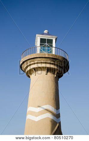 lighthouse coastline