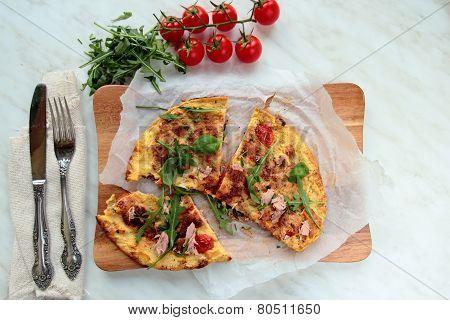 Morning omelet
