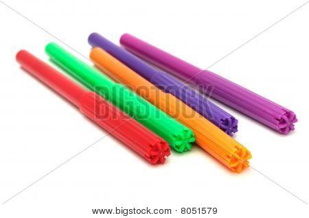 Multicolored Felt Tip Pens
