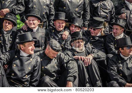 Brigade Tallinn chimney