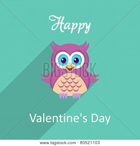 Valentine Vector Card