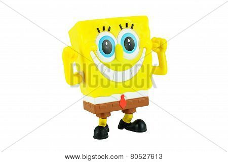 Spongebob Squarepants Toy Charecter From American Animated Television Series Created