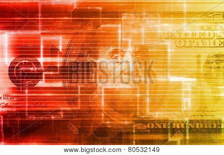 Internet Banking with Electronic Funds Transfer as Art