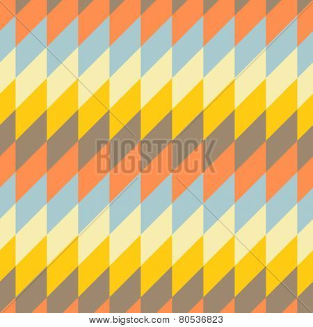 Seamless geometric background. Mosaic. Abstract vector Illustration. Can be used for wallpaper, web page background, book cover.