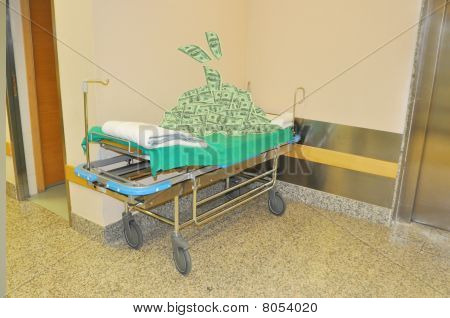 Increasing Hospital Medical Bills