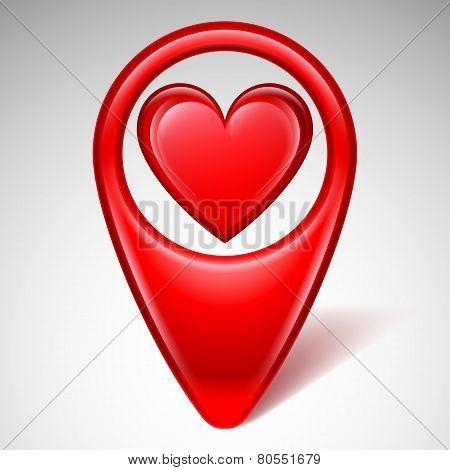 Love Map Pointer