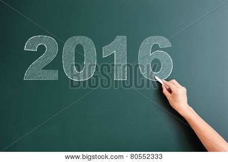 writing 2016  on blackboard