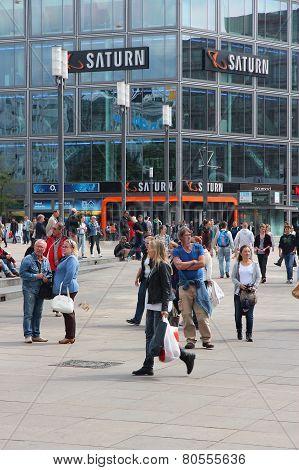 Berlin Alexander Square
