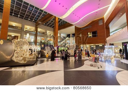 The 360 Mall In Kuwait