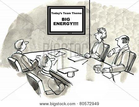 Big Energy