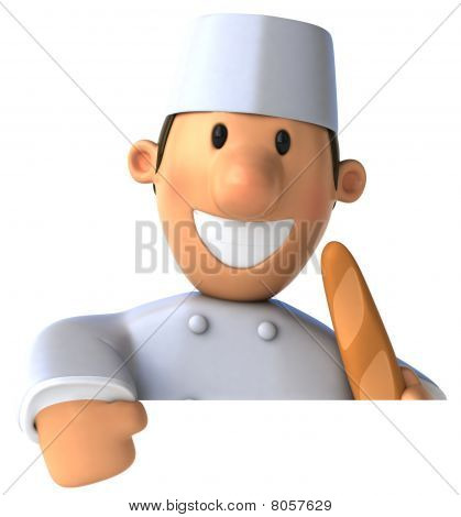 Fun baker