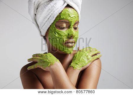 Avacado Facial Mask