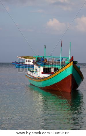 Indonesian Boat