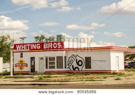 Whiting Bros. In Tucumcari