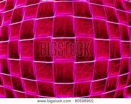 Warp Abstract Background