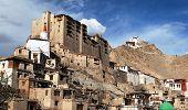 image of jammu kashmir  - Leh Palace  - JPG