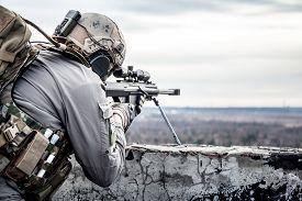 picture of sniper  - U - JPG
