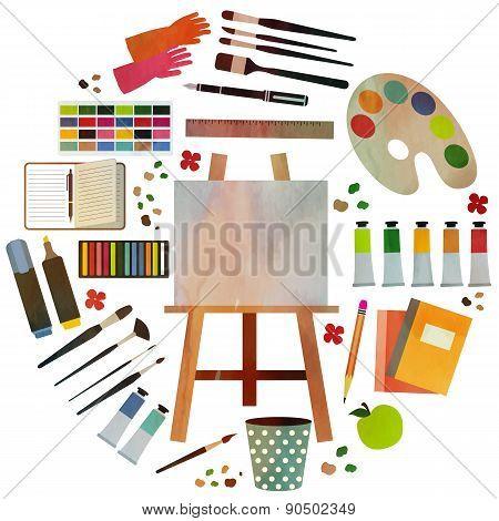 set artist
