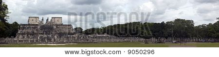 Temple of a thousand Pillars