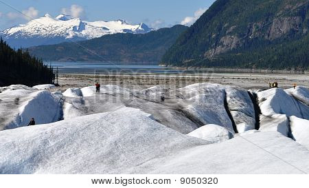 Baird Glacier Trek