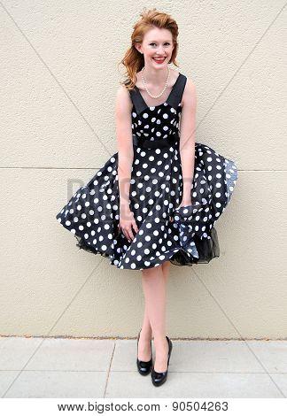 Fashion model.
