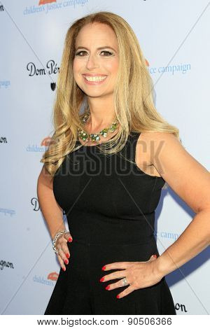 LOS ANGELES - MAY 12:  Jennifer Trachtenberg at the Children's Justice Campaign Event at the Private Residence on May 12, 2015 in Beverly Hills, CA