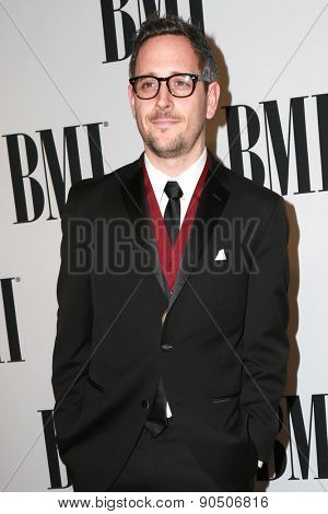 LOS ANGELES - MAY 12:  Noel Zancanella at the BMI Pop Music Awards at the Beverly Wilshire Hotel on May 12, 2015 in Beverly Hills, CA