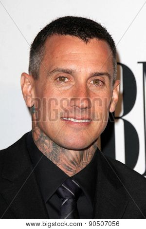 LOS ANGELES - MAY 12:  Carey Hart at the BMI Pop Music Awards at the Beverly Wilshire Hotel on May 12, 2015 in Beverly Hills, CA
