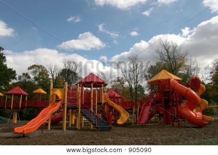 Fall Playground