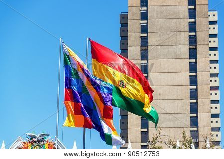 Bolivian Flags