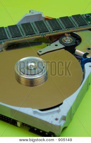 Hard Disk Drive - Ram