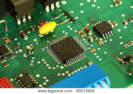 Computer electronic board circuit