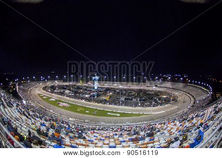 Richmond, VA - Apr 24, 2015:  The NASCAR Xfinity Series teams take to the track for the ToyotaCare 250 at Richmond International Raceway in Richmond, VA.