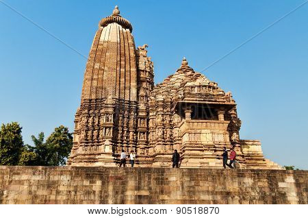 Vamana Temple In  Khajuraho