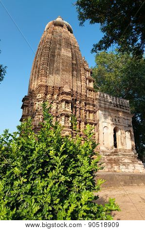 Adinath Temple. Jain Temples Of Khajuraho