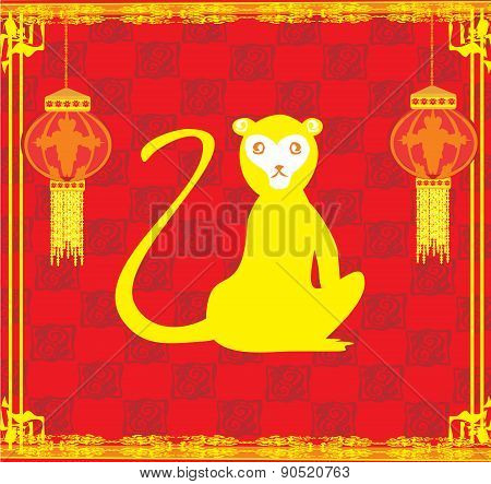 Chinese Zodiac Signs: Monkey
