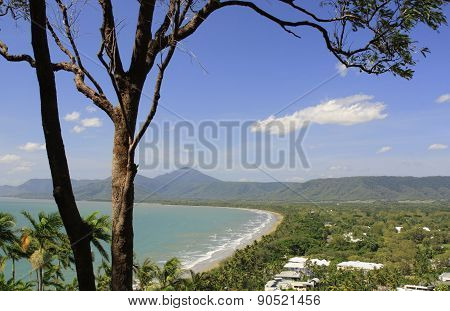 View Of Port Douglas Beach