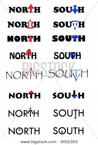 North and South Direction