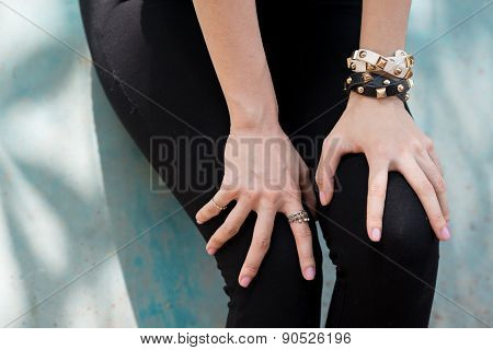 Female Hands